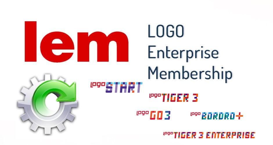 Logo Lem Lisansı - Logo Enterprise Membership